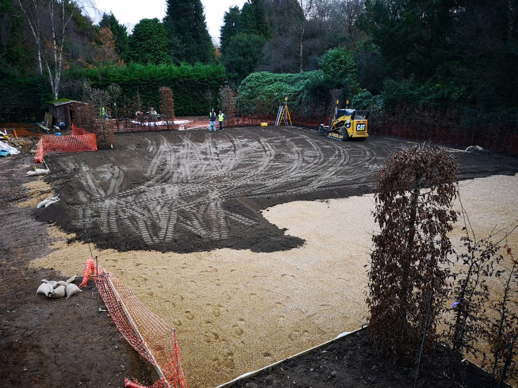 FieldForm Construction
