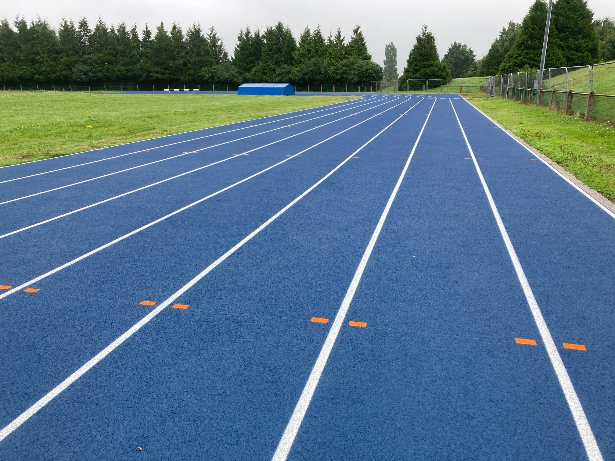 Athletics Track Construction